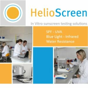 Future Official In-Vitro SPF Sunscreen Test Method by Helioscreen